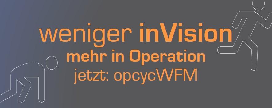 opcycWFM - das operativste WFM