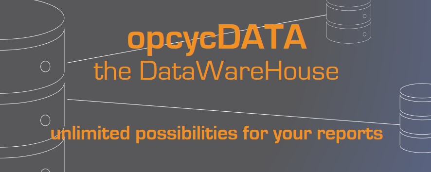 opcycWFM - the DataWareHouse for opcycWFM
