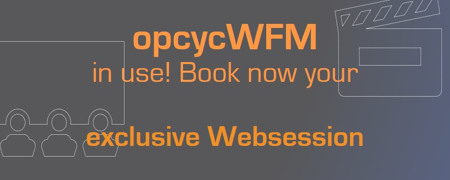 opcycWFM exclusive Websession
